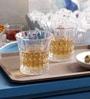 Yujing Ophelia 245 ML Cut Glasses - Set of 6