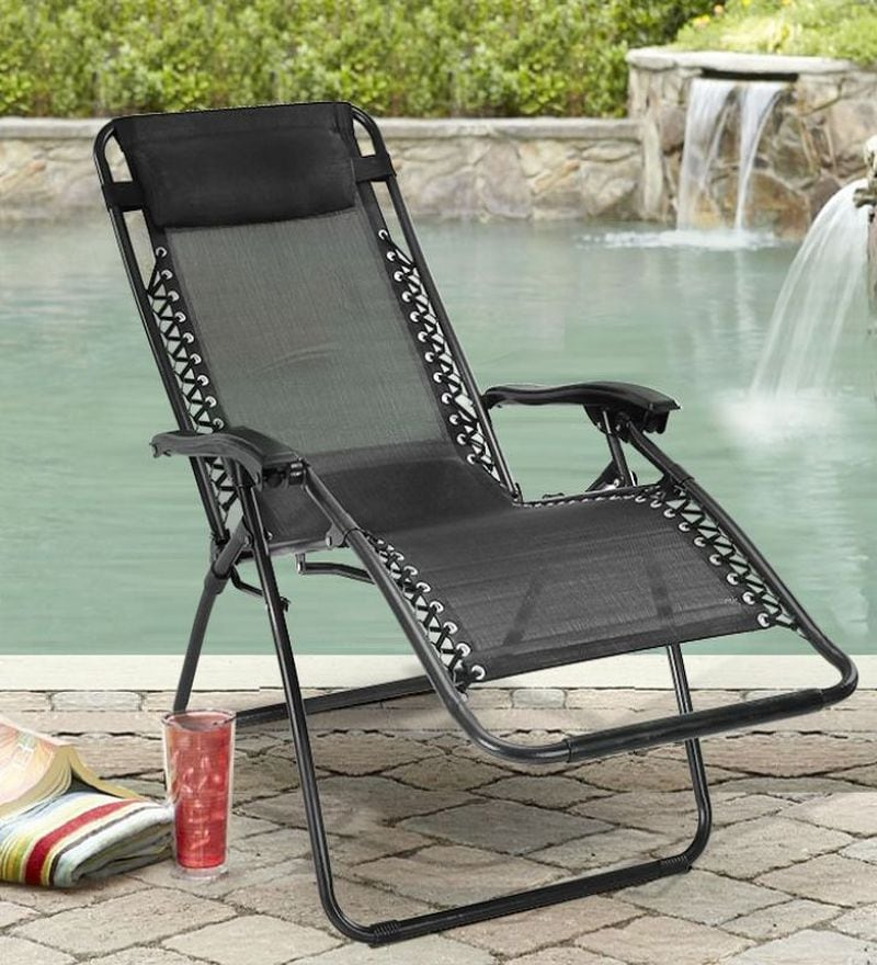 Buy Kawachi Zero Gravity Recliner Folding Chair Online