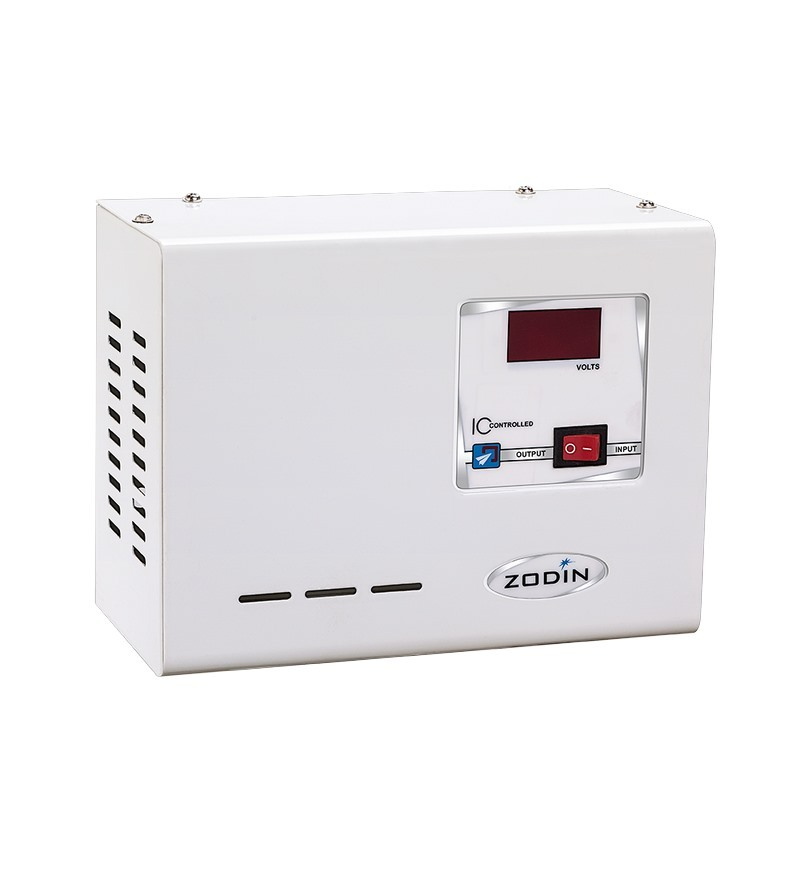 ZODIN AC Stabilizer upto 2 Ton (170-260 V) (15 Amp.)- Stabilizer