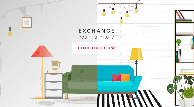 Furniture online buy wooden furniture for home online in for Furniture exchange