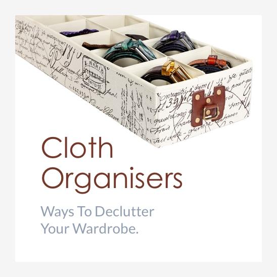 Cloth Organisers