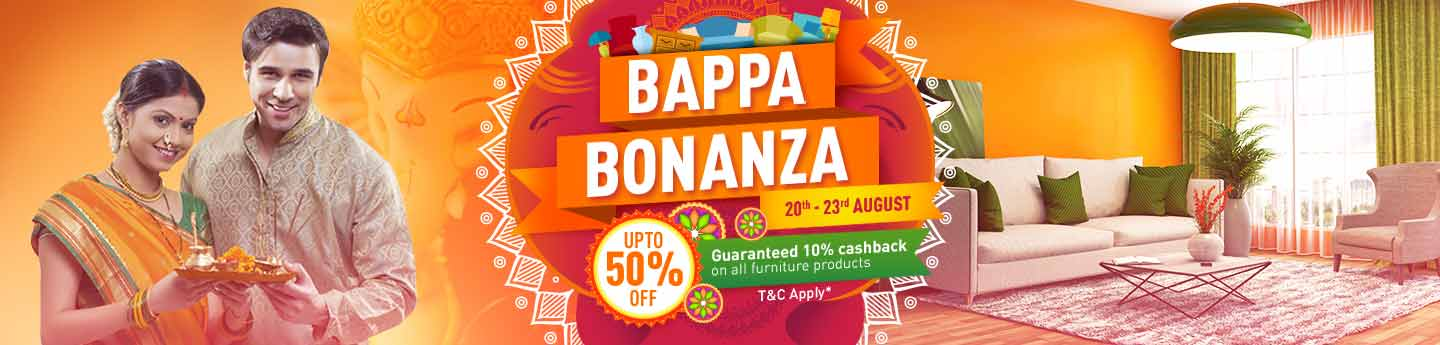 Bappa Bonanza Furniture Sale