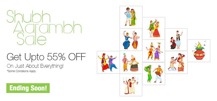 Shubh Aarambh Sale!