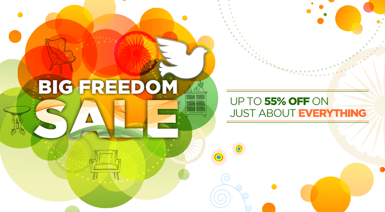 BIG FREEDOM SALE!