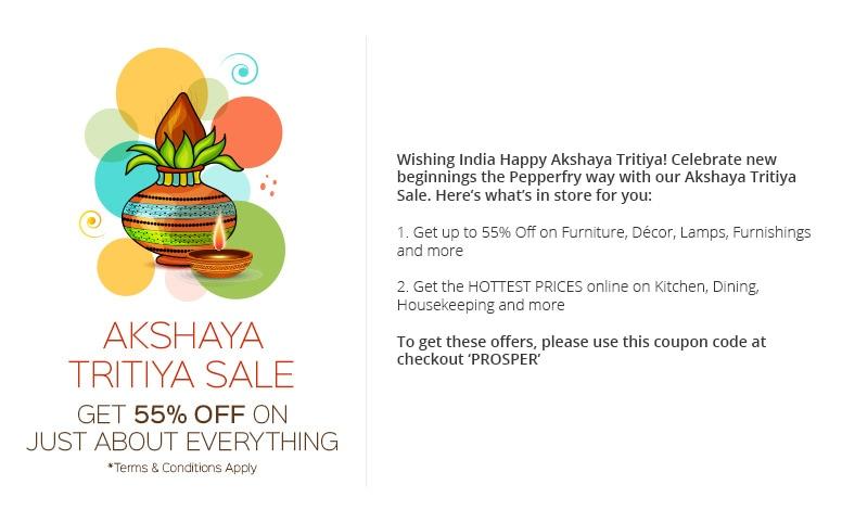 Akshaya Tritiya Sale