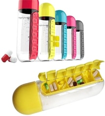 Vitamin Organizer Bottle